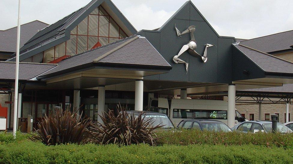 Noble's Hospital, Isle of Man