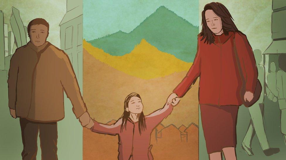 मां-बाप हैं, फिर भी उनके बिना पलते बच्चे