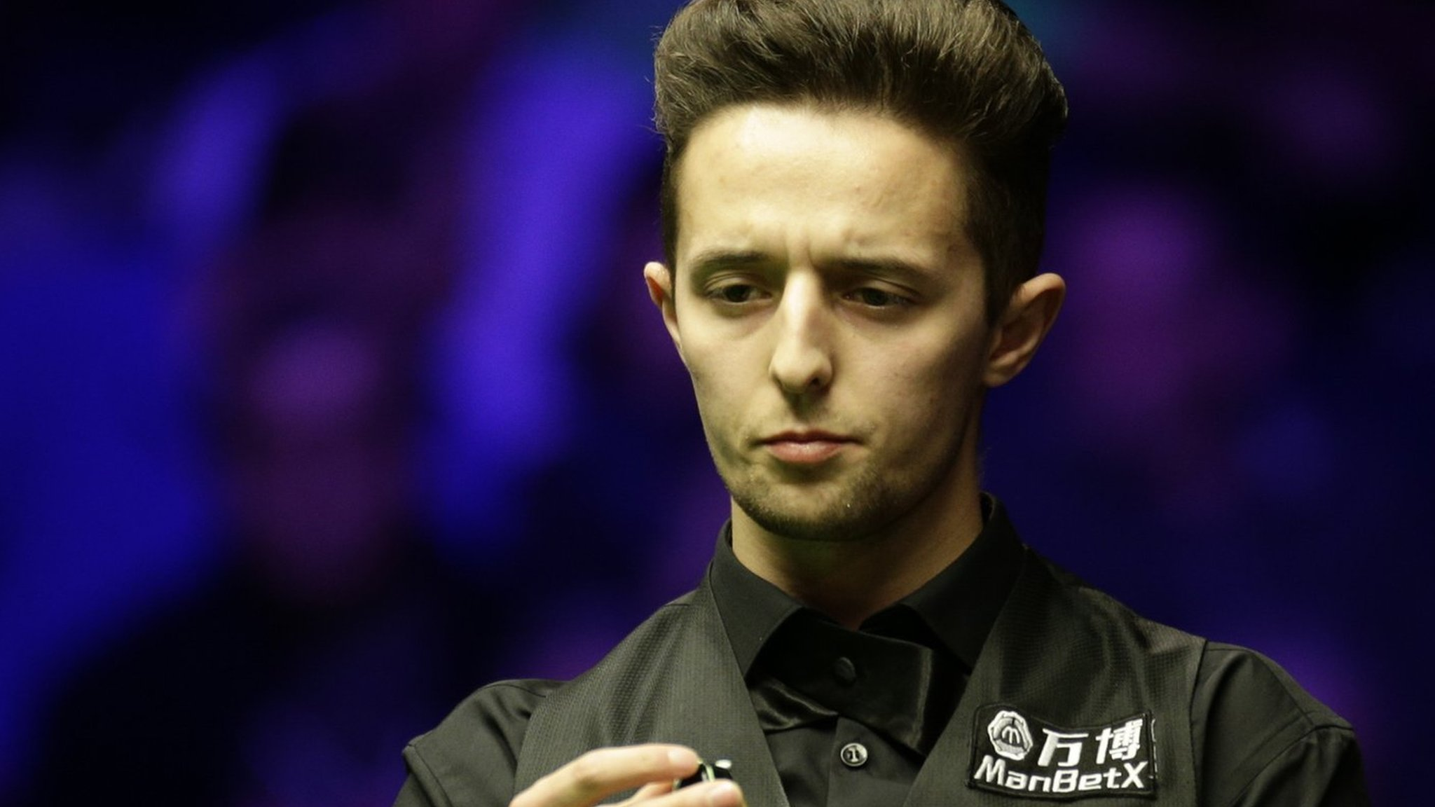 Joe O'Connor: Leicester potter inspired by Welsh Open form
