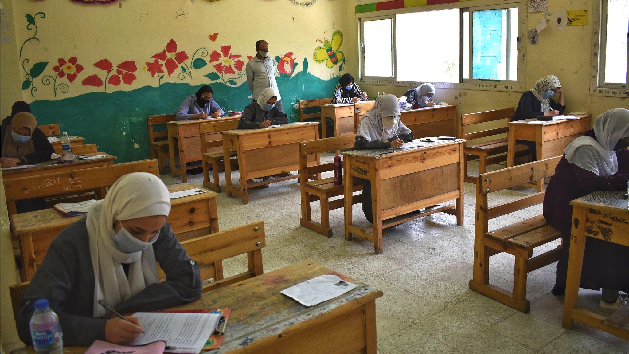 فصل دراسي في مصر