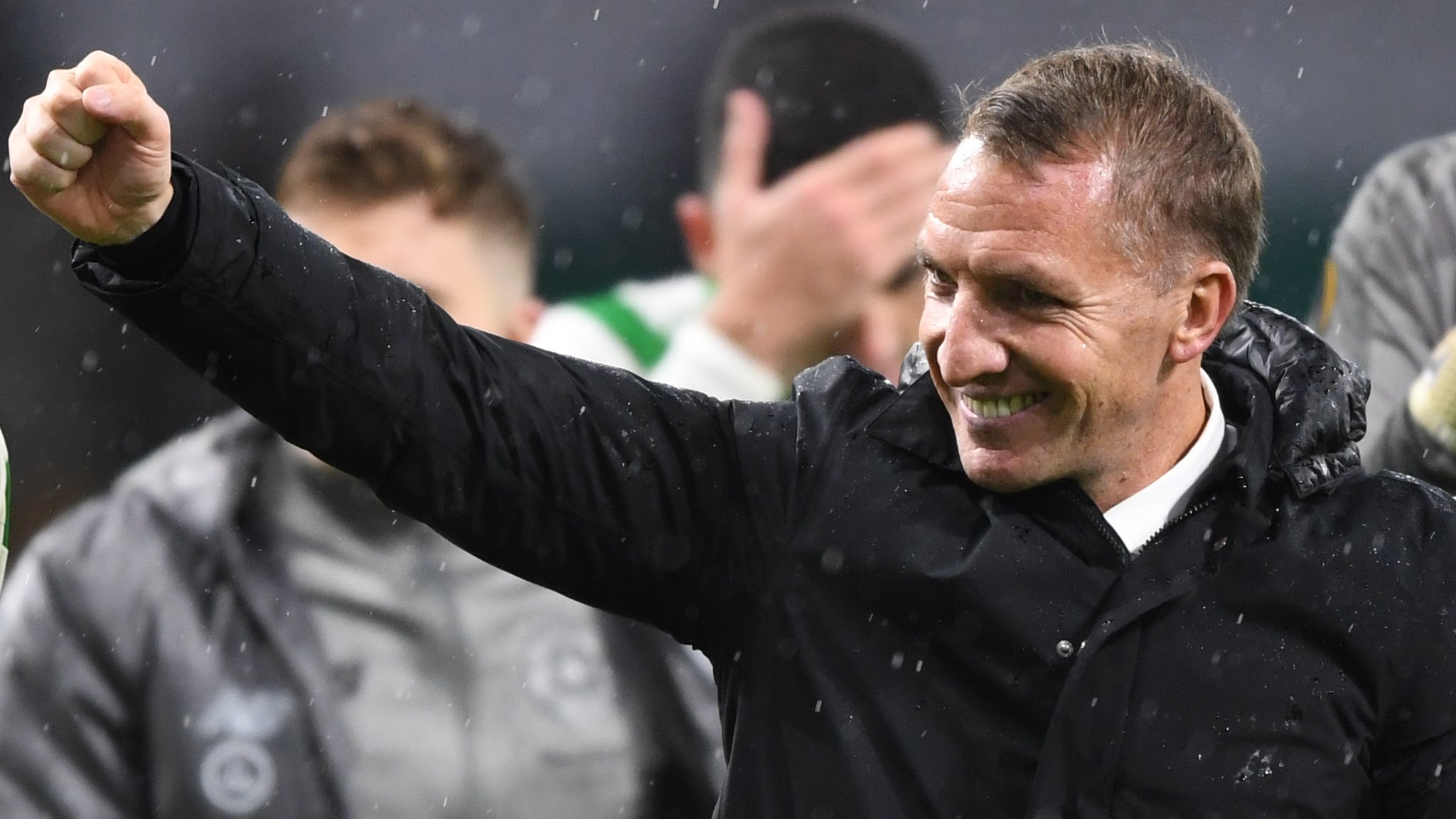 Celtic 2-1 RB Leipzig: Brendan Rodgers hails best home win in Europe