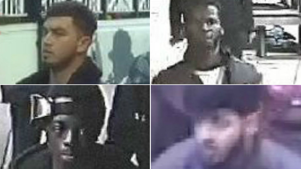 Dale End stabbing: CCTV released in hunt for suspects