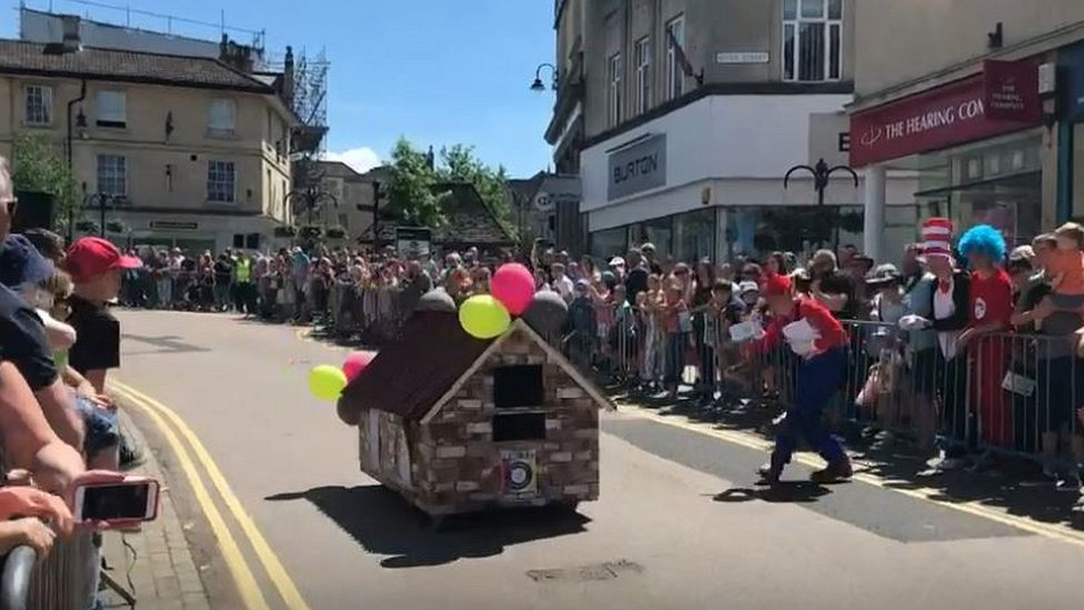 Safety fears scupper Chippenham's 'soap box derby'