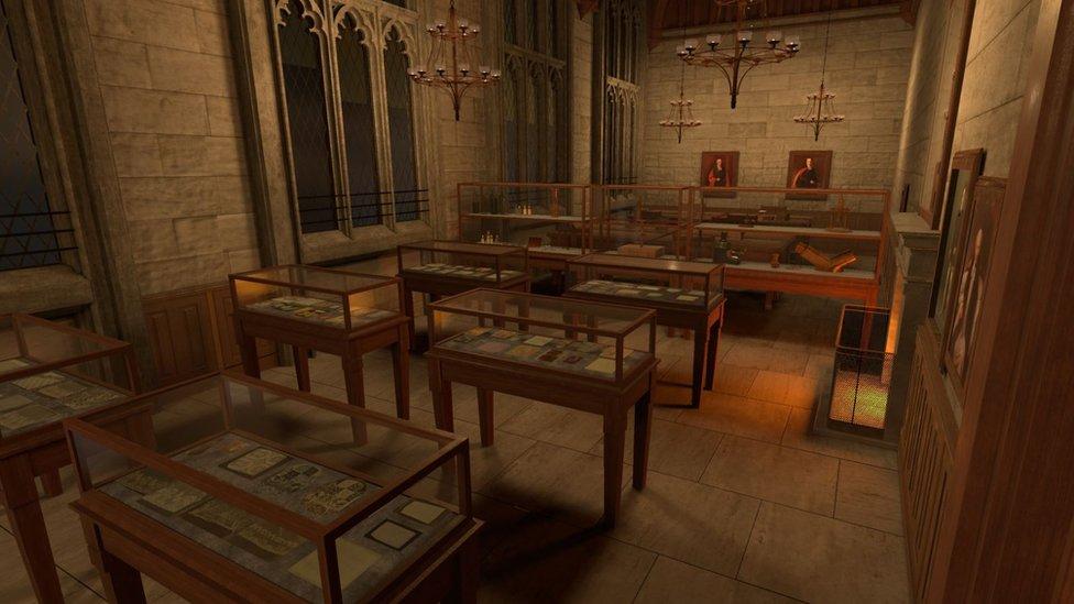 Thresholds VR