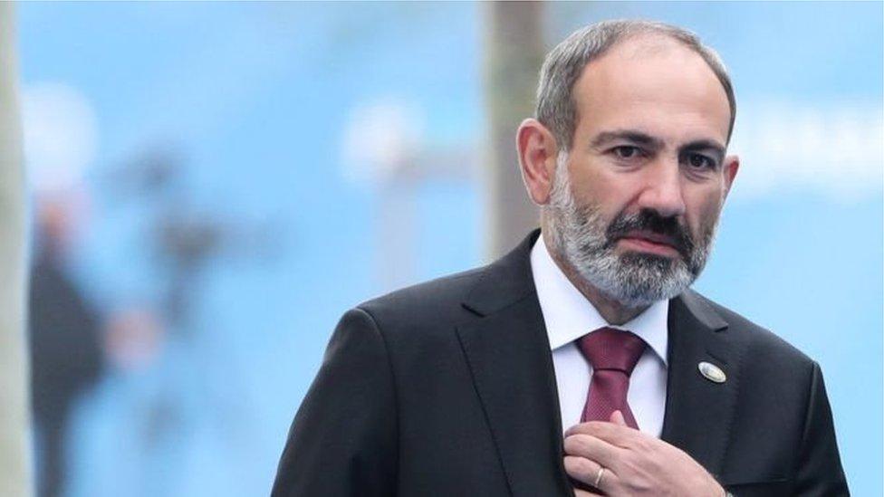 Прем'єр-міністр Вірменії Пашинян подав у відставку: що це означає для країни?