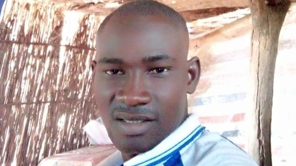 Ibrahima Senghor