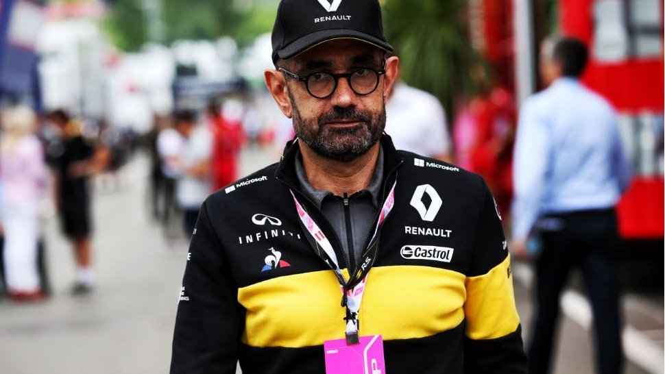 Renault F1 boss Thierry Koskas leaves before starting new role