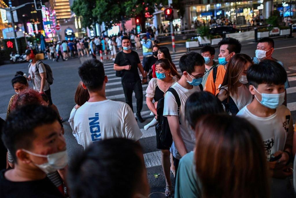 中國是全世界人口最多的國家,2010年的普查結果顯示中國總人口為13.7億人。