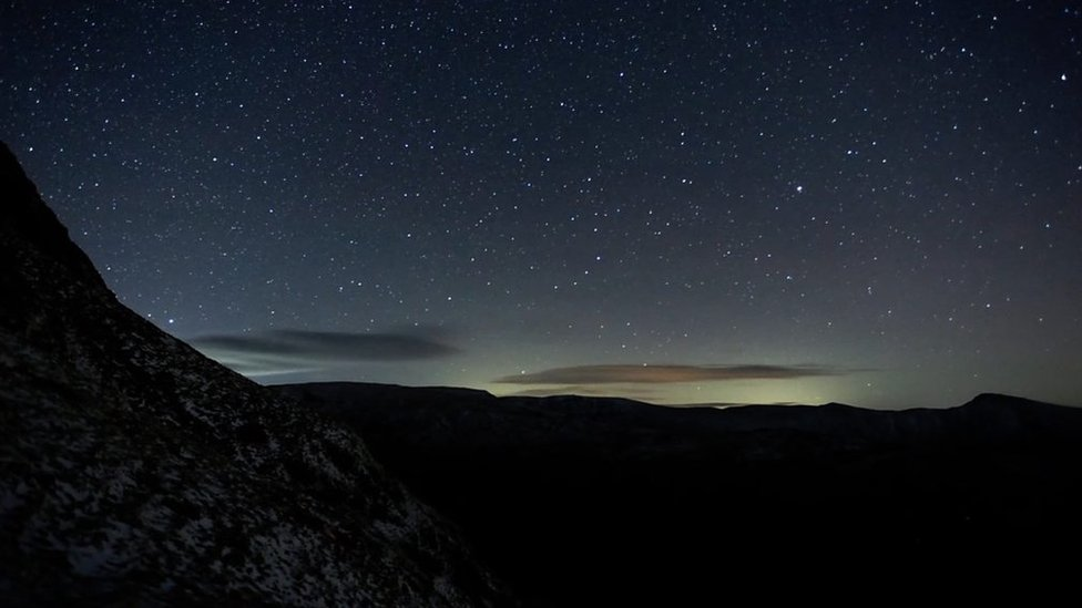 Dark Sky Reserve bid for Lake District