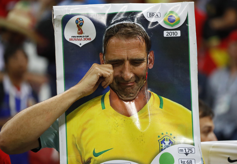 Con su derrota ante Bélgica, Brasil fue el último equipo latinoamericano en salir de Rusia 2018.