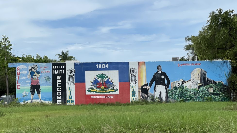 Murales en Little Haiti