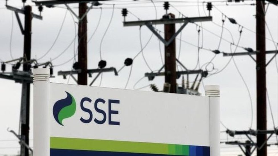 Profits at energy giant SSE fall as it loses 430,000 customers