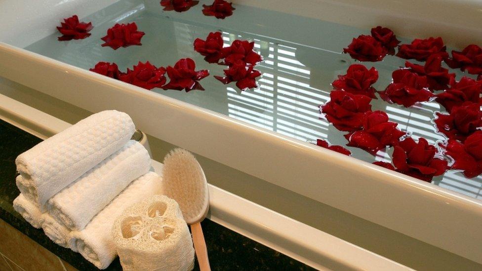 الاسترخاء في حوض الاستحمام الحار مفيد للشرايين