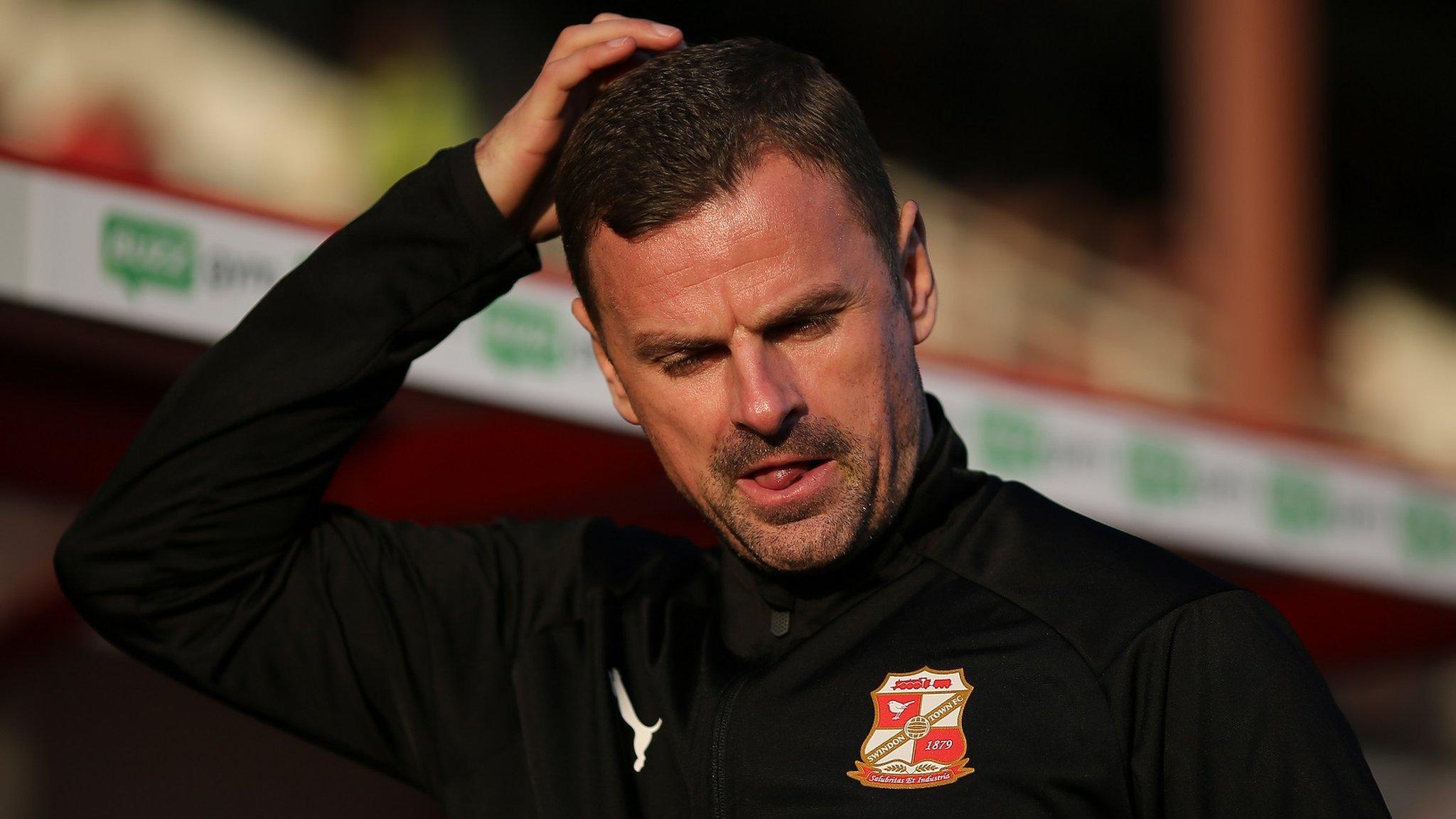Swindon Town 0-4 Carlisle United