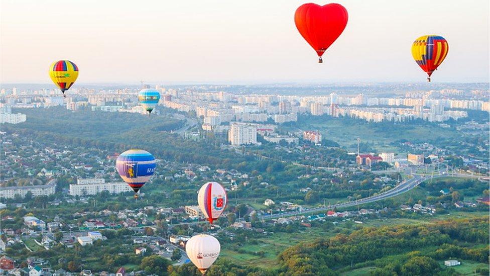 Belgorod, festival