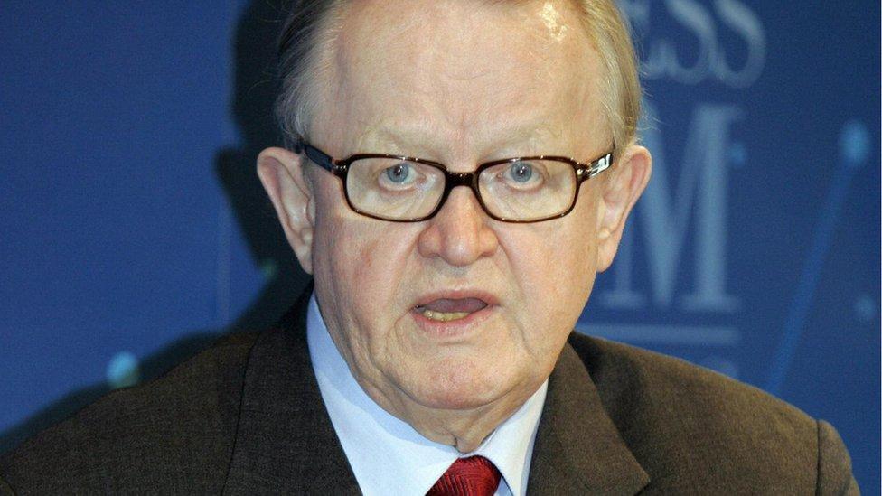 Marti Ahtisari