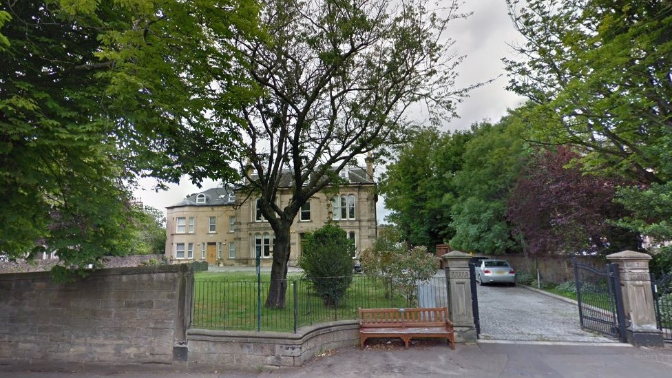 Lord and Lady Polwarth Children's Home in Edinburgh