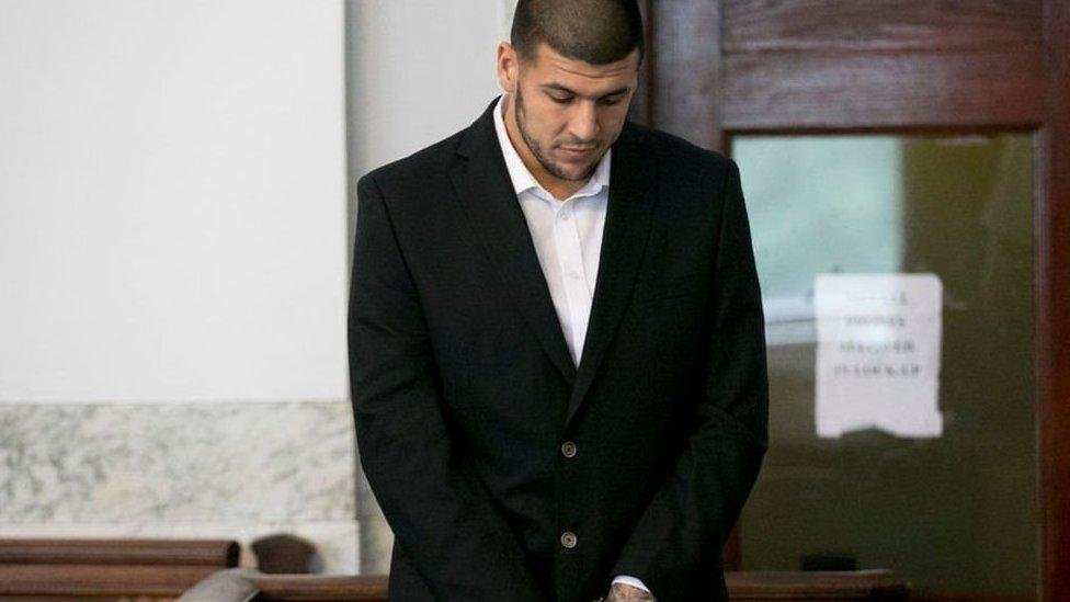 Hernández en el juicio