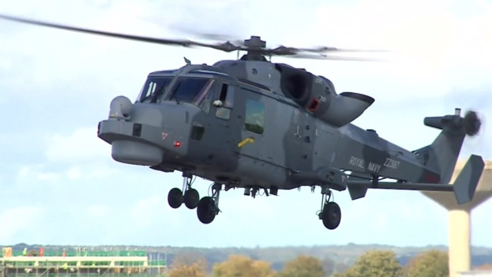'Buy British helicopters' Lord Ashdown urges government