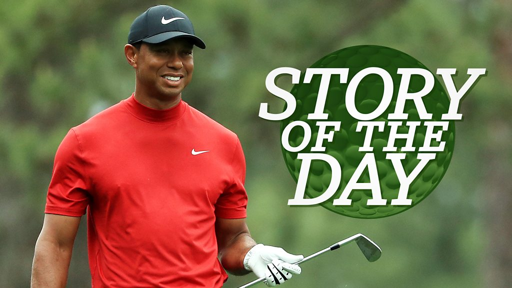 Story of the day: Tiger Woods wins Masters in 'one of the most remarkable stories in sport'