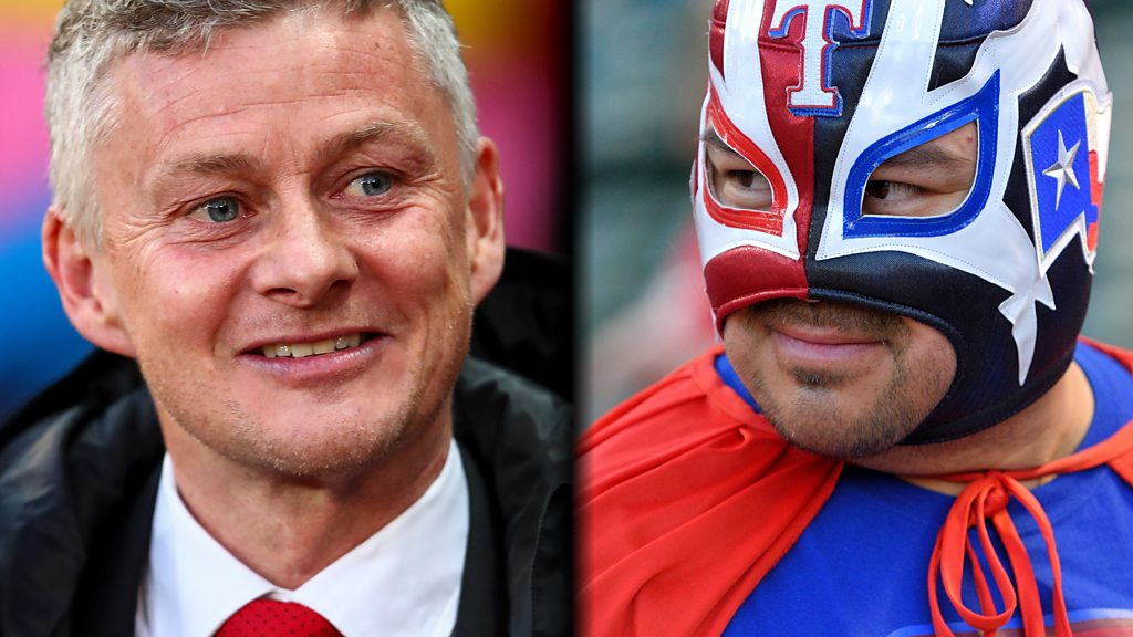 The Solskjaer-stikk: The wrestling move named after Ole's dad
