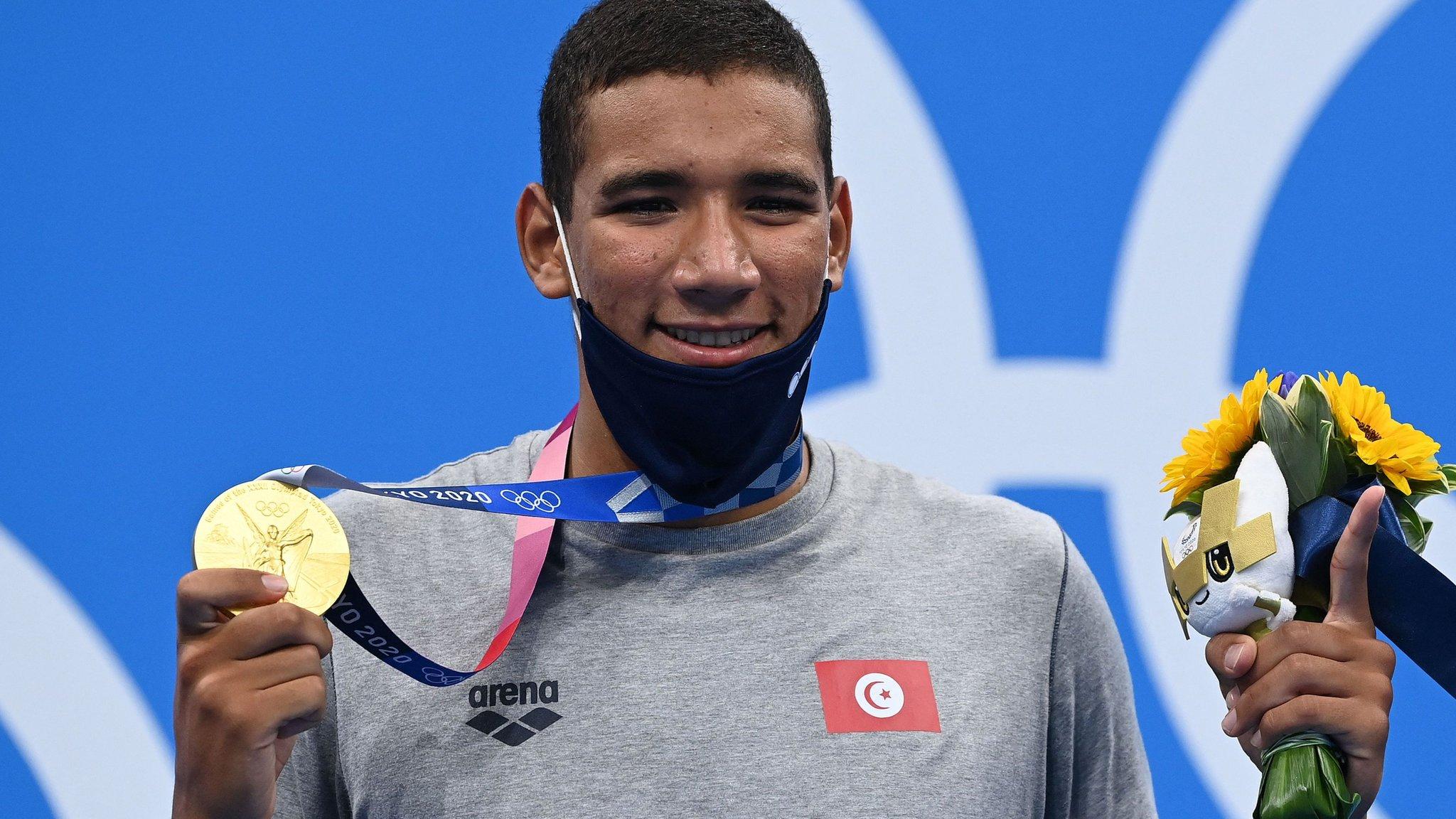 18-летний пловец, который удивил мир, взяв олимпийское золото