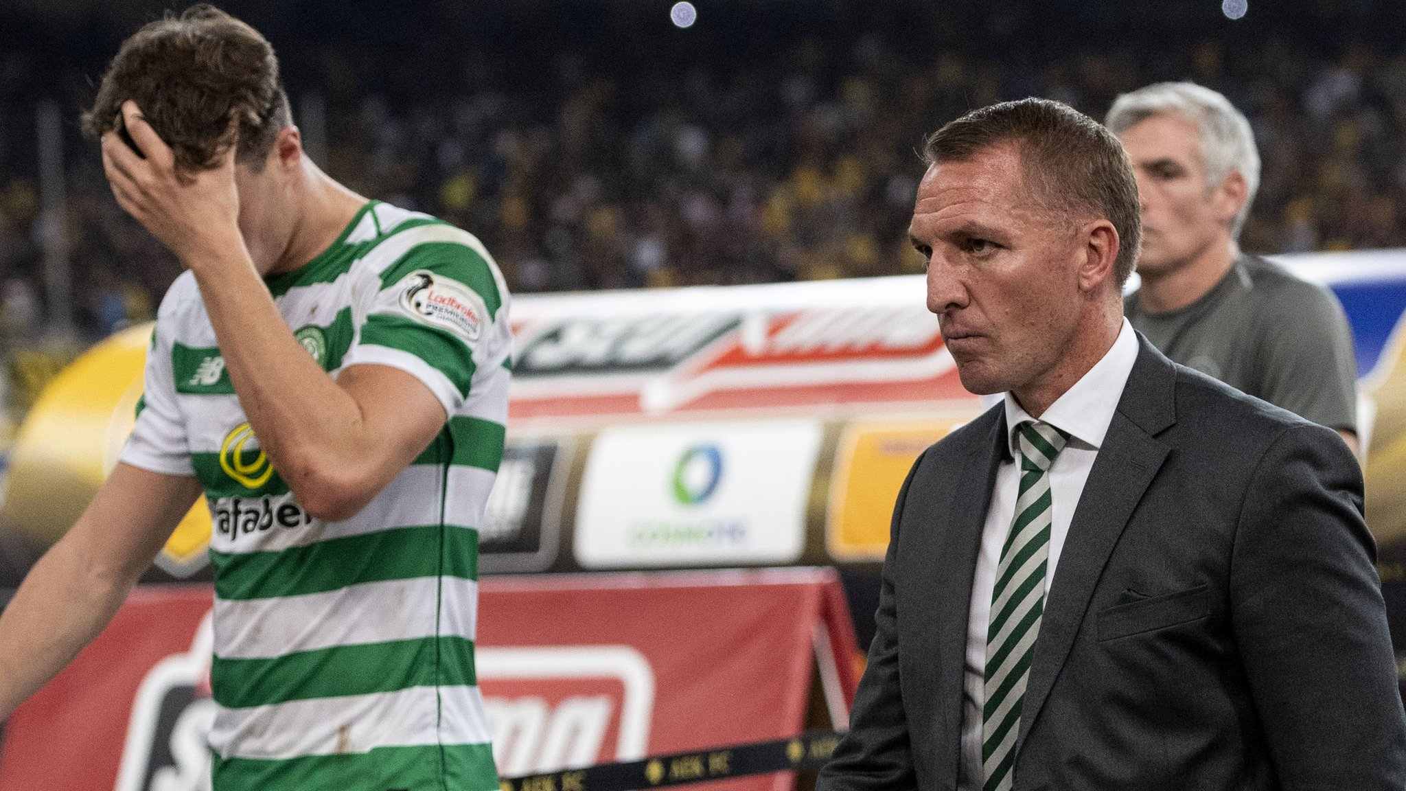 'It's not rocket science' - Rodgers on Celtic's Champions League exit