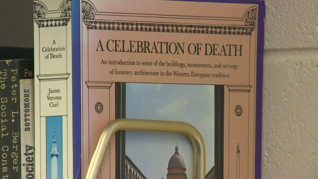 Picture of the book A celebration of death