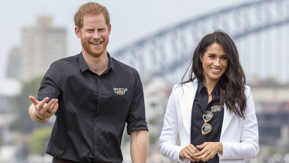Royal tour: Meghan and Prince Harry to launch Invictus Games