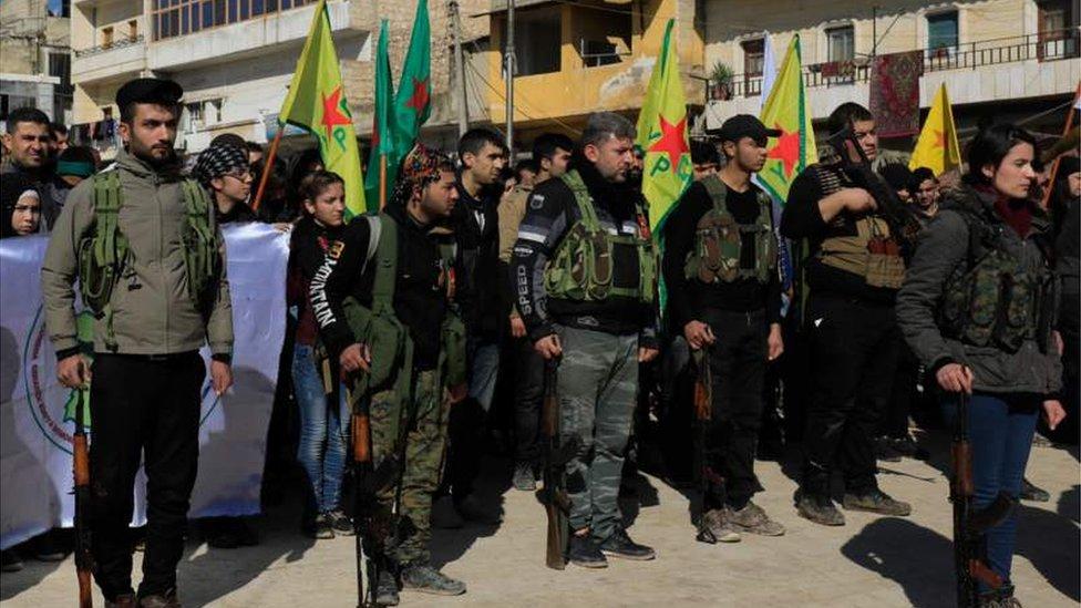 YPG'liler