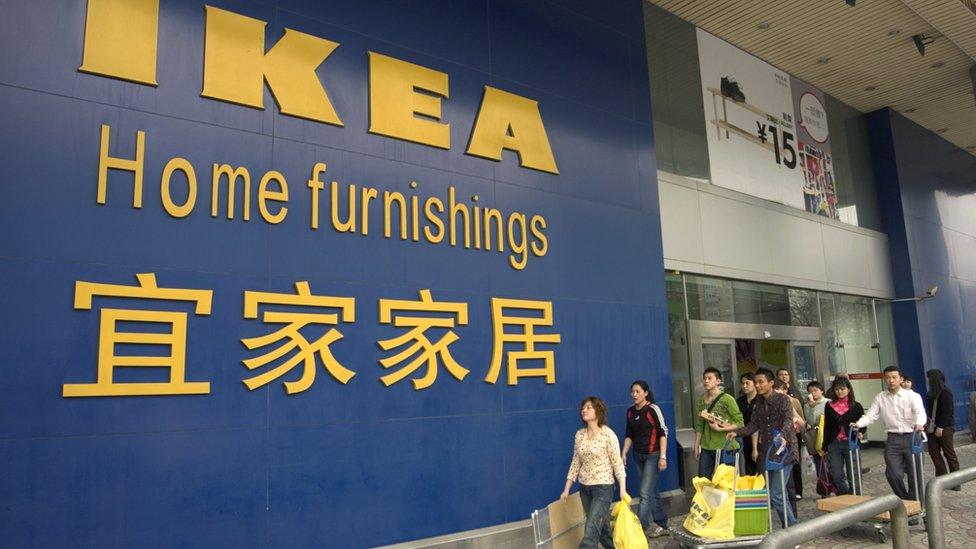 Ikea está presente en 49 mercados de Asia, Europa, Estados Unidos y Oceanía.