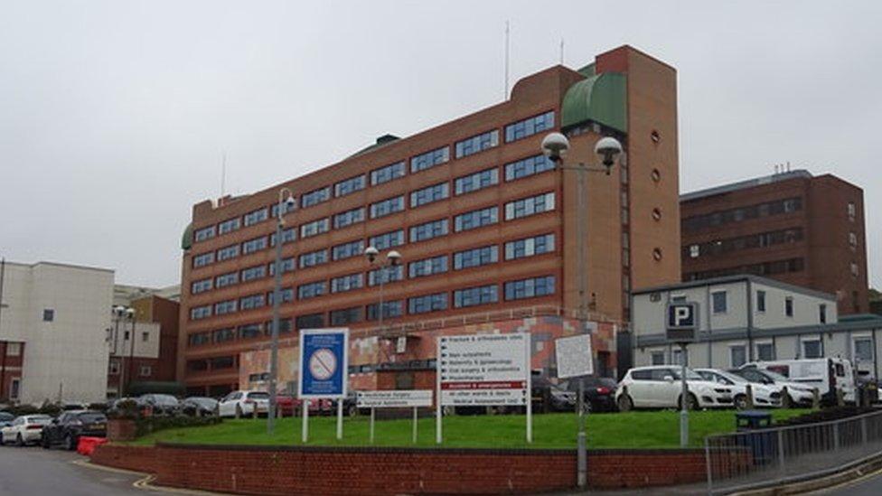The Royal Gwent Hospital