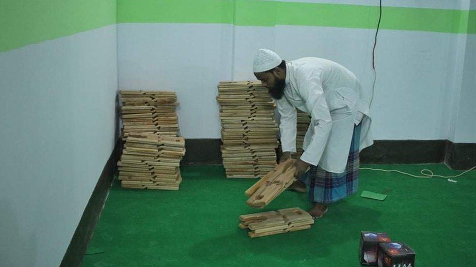 Classes at the Dawatul Koran Third Sex Madrassa begin on Saturday