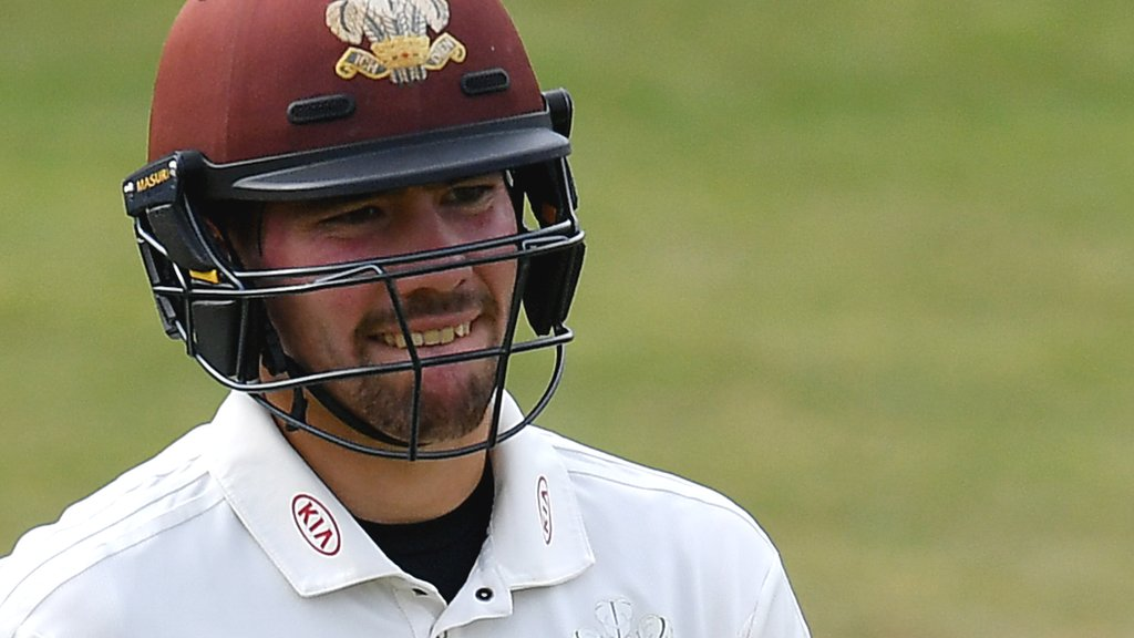 County Championship: Surrey 67 all out v Essex as champions crumble on day one