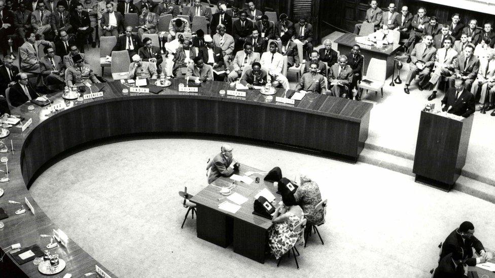 Govor predsednika Josipa Broza Tita na osnivačkoj konferenciji, Beograd 03.09.1961.