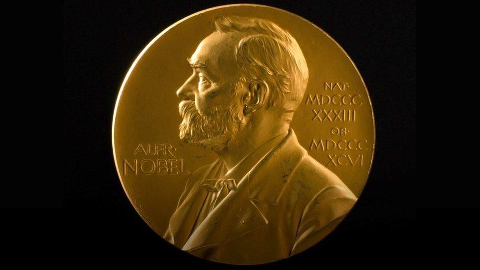 nobelova medalja