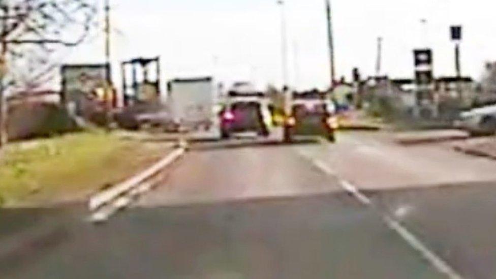 Learner driver's 100mph police pursuit in Cambridgeshire