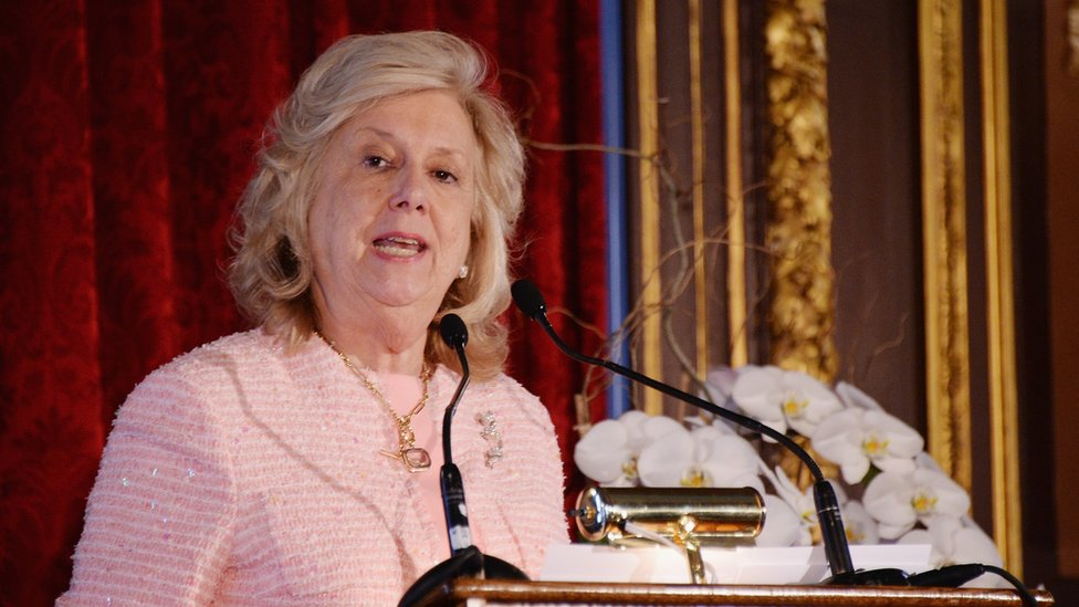 Linda Fairstein attends the Twelfth Annual Authors In Kind Literary Luncheon in April 2015