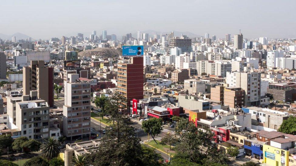 Edificios de Lima