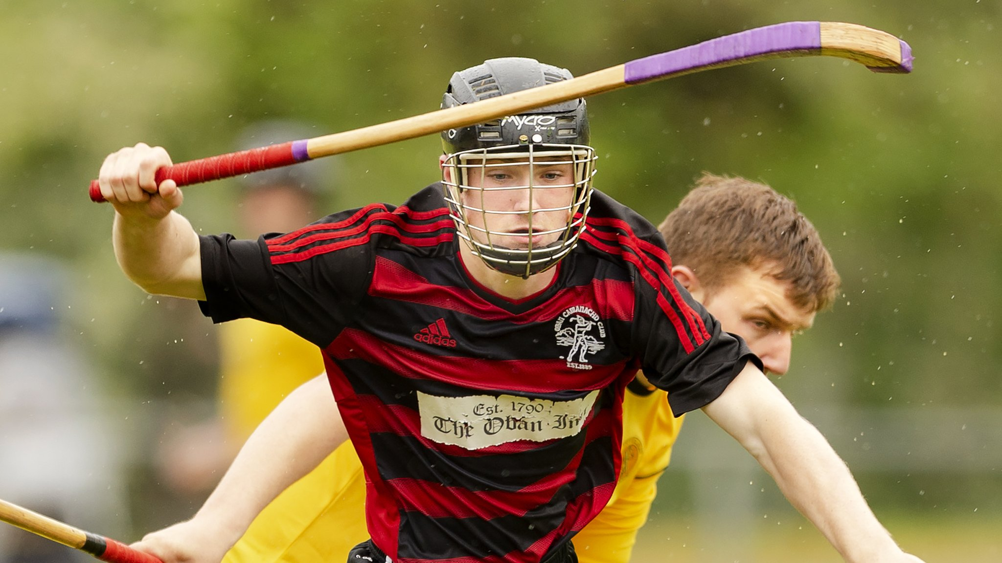 Shinty: Oban Camanachd & Kyles reach Glasgow Celtic Society Cup final