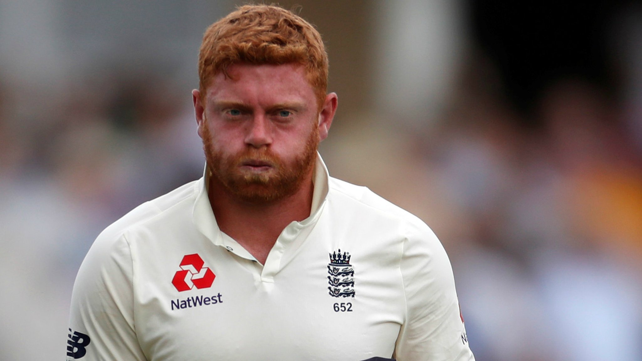 England v India: 'That was painful' - Jonny Bairstow leaves field with finger injury