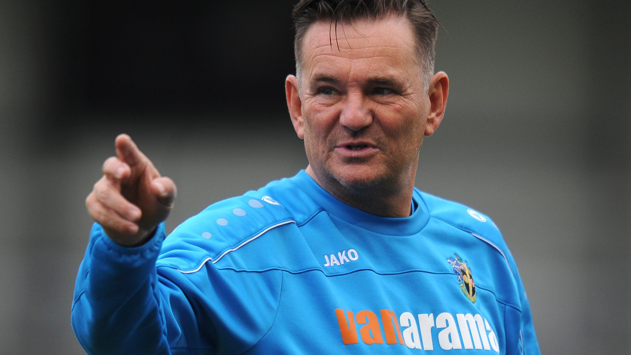 Ian Baird to manage Sutton as boss Paul Doswell takes a break