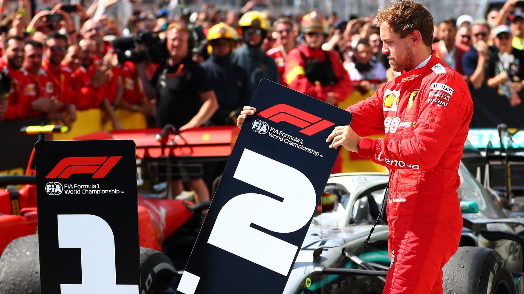 Ferrari lodge 'right to review' Sebastian Vettel's penalty at Canadian Grand Prix