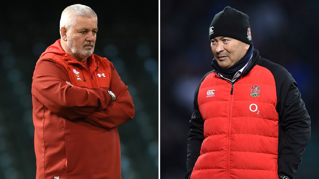 Warren Gatland: Wales and England are currently 'poles apart'