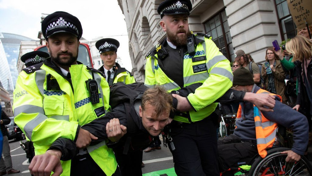 Extinction Rebellion Protests: What happened?