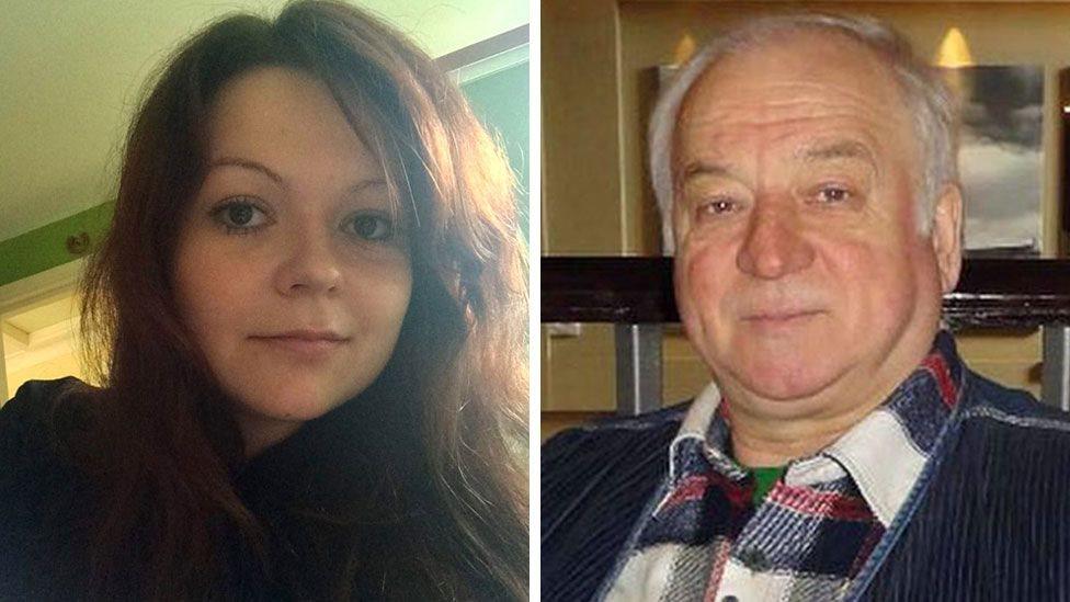 تسمم سكريبال، 66 عاما، وابنته، 33 عاما، في مارس/آذار الماضي، لكنهما نجا