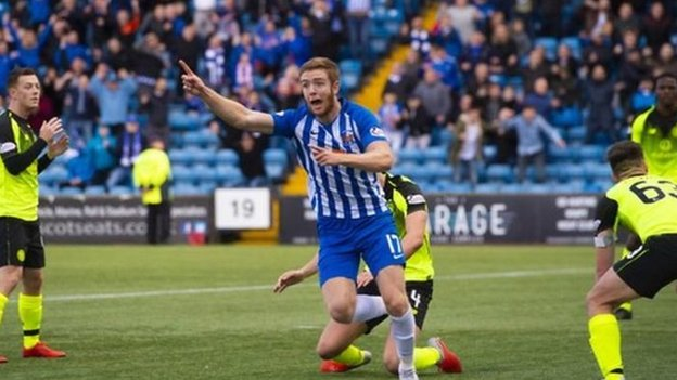 Highlights: Kilmarnock 2-1 Celtic