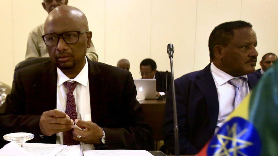 Gobierno de Etiopía