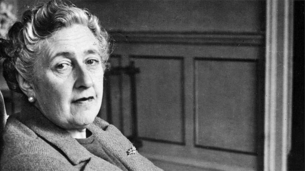 Agatha Christie wrote 66 detective novels and 14 short story collections