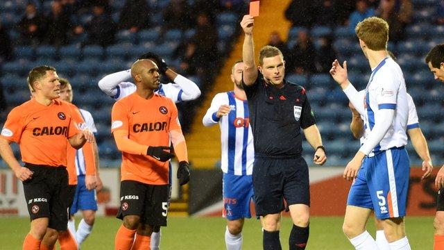 Highlights - Kilmarnock 1-1 Dundee United